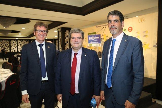 Repiten mandato los tres alcaldes de las principales ciudades vascas,