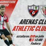 El Athletic disputará su primer amistoso el 20 de julio contra el Arenas