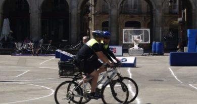 "Los ""bicipolis"" vuelven a Vitoria,"