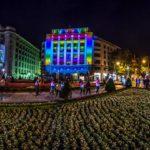 La Noche Blanca de Bilbao, un show para disfrutar en familia