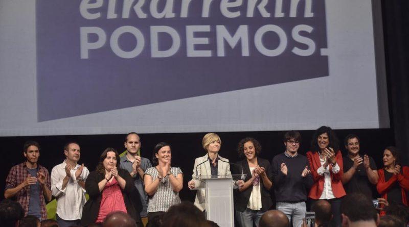 8 miembros de Podemos Euskadi pueden ser expulsados del partido por doble militancia,