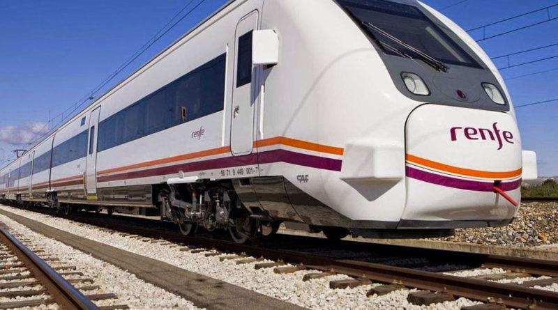 Un hombre es arrestado por agredir a un vigilante de seguridad en un tren en Guipúzcoa,