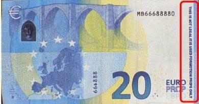 La Ertzaintza detecta billetes falsos en la zona del Gran Bilbao,