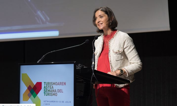 El último Monitur de exceltur sitúa a Euskadi en la vanguardia de la competitividad turística,