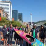 La Euskal Selekzioa de kayak surf llevará 15 deportistas al Campeonato del Mundo en Perú