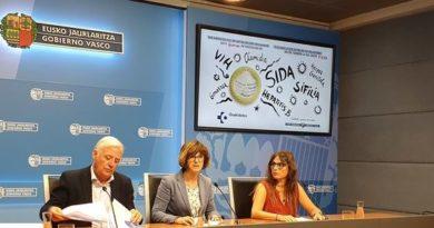 Lanzan en Euskadi una campaña  para sensibilizar sobre el aumento de las infecciones de transmisión sexual,