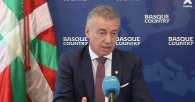 Urkullu espera una participación más alta que en 2016 y afirma que harán falta acuerdos de país tras los comicios,