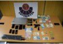 Detienen a los tres presuntos autores de un atraco perpetrado en una sucursal bancaria de Agurain