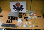 Arrestado por narcotráfico en Donostia,