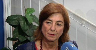 """Cristina Uriarte: """"La sentencia del Supremo sobre las becas tras la postura del Gobierno de España es un nuevo ataque al autogobierno de Euskadi"""","""