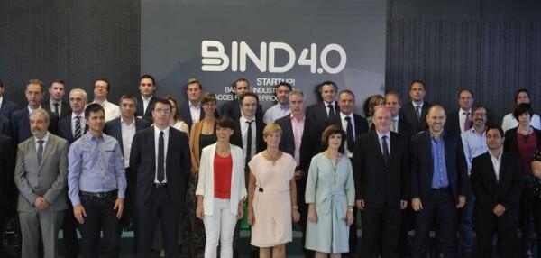 52 grandes firmas vascas trabajarán con startups de todo el mundo,