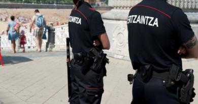 Expedientan a 38 personas durante un botellón en Astigarraga,