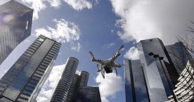 Disponible en la sede electrónica del Gobierno Vasco la comunicación previa a la Ertzaintza de vuelo de drones,