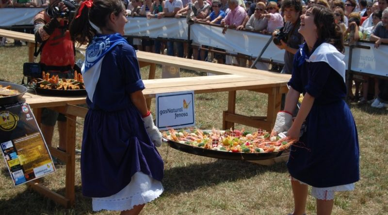 Las paellas de Aixerota contarán con toldos ignífugos para evitar accidentes