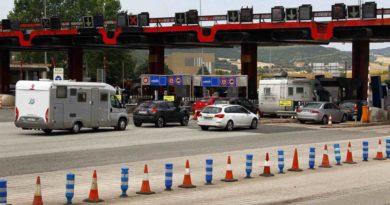 Comienzan las obras en Armiñón para solucionar los problemas de tráfico provocados desde que se eliminara el peaje,