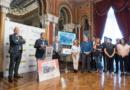 Presentan un cupón especial de la ONCE dedicado al 90º aniversario del Mercado de la Ribera
