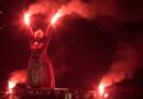 Cierran la 41ª edición de Aste Nagusia en Bilbao con la quema de Marijaia