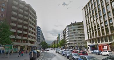 Detienen a dos personas por robar cableado eléctrico en Gasteiz,