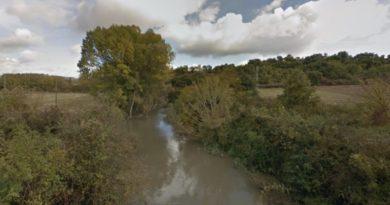 URA investiga otro posible vertido en el río Omecillo en Bergüenda,