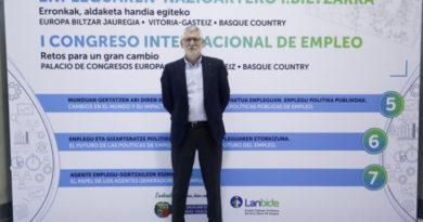 Destinan 3,2 millones de euros a empresas vascas que formen a sus plantillas de más de 35 personas,
