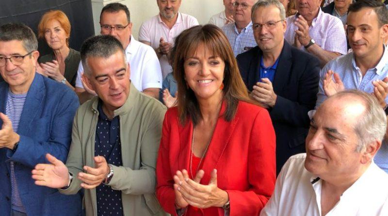 """Idoia Mendia: """"Espero que Unidas Podemos no dé a las derechas la satisfacción de otras elecciones"""","""