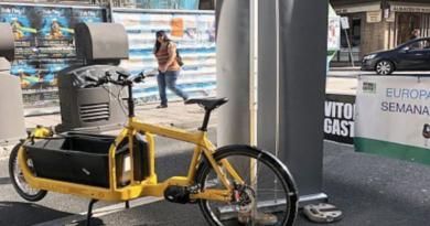 El Ayuntamiento de Vitoria-Gasteiz impulsa varios proyectos para fomentar el uso de la bici eléctrica y las 'cargo bikes',