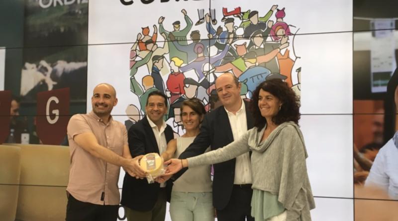 Mañana comienza el concurso de quesos de Ordizia, que valora la labor de los pastores y pastoras de Euskadi,