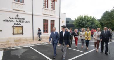 La universalización de la cobertura del servicio de Banda Ancha para todo Euskadi está prevista para finales del próximo año,