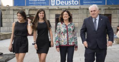 La tasa de ocupación del alumnado de Deusto es del 91% a los tres años de acabar su carrera,