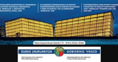 Donostia acogerá dos certámenes donde se analizará los retos y oportunidades para la creación de empleo de calidad,