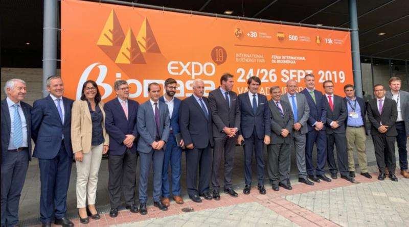 El EVE recibe un premio del sector de la biomasa por su impulso continuado a esta energía renovable,