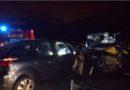 Un muerto y un herido grave en un terrible accidente en una autovía de Navarra