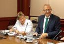 Euskadi e Iparralde impulsan su cooperación institucional,