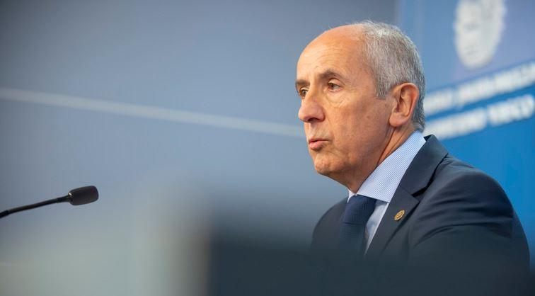 Erkoreka pide que se estudie la petición de facilitar la movilidad entre Euskadi, Navarra y Nueva Aquitania,