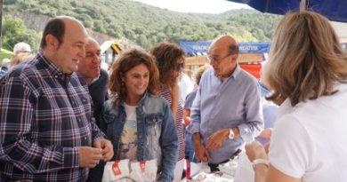 """Ortuzar: """"El Estado que desfiló ayer por Madrid no es el nuestro: se asienta sobre la negación de las naciones vasca y catalana"""","""