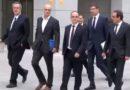 Sedición para Junqueras y otros ocho líderes del 'procés'
