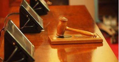 Condenan a ocho meses de prisión por agredir a un guardia civil en Altsasu,