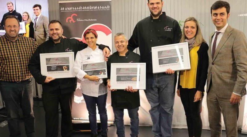 Un chef gipuzkoano se alza ganador del mejor pintxo medieval en Lizarra
