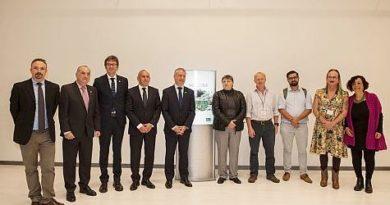 El alcalde se compromete a trabajar para que Vitoria-Gasteiz siga siendo una ciudad sostenible,