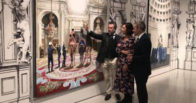 Las pinturas de Ignacio Goitia impregnan de arte la Sala Rekalde a partir del 25 de octubre,