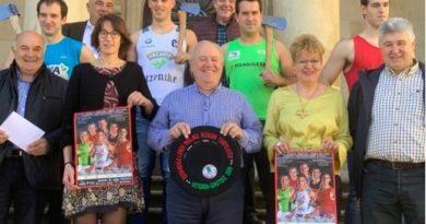 El Iradier Arena acogerá el domingo la final del campeonato de aizkora de primera,