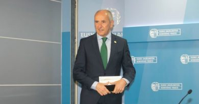 El Gobierno vasco cree que las elecciones autonómicas podrían ser en julio aunque siga el estado de alarma,