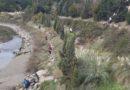 Cerca de 100 personas han participado en una jornada de voluntariado ambiental en Erandio