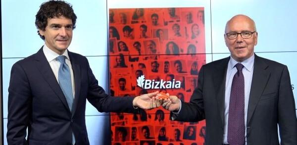 Bizkaia aprueba un presupuesto que asciende a los  8.477,3 millones de euros,