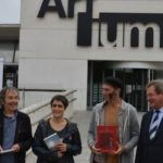 Irati Elorrieta, Patxi Zubizarreta y Asisko Urmeneta son los tres primeros Premios Euskadi Literatura de este año