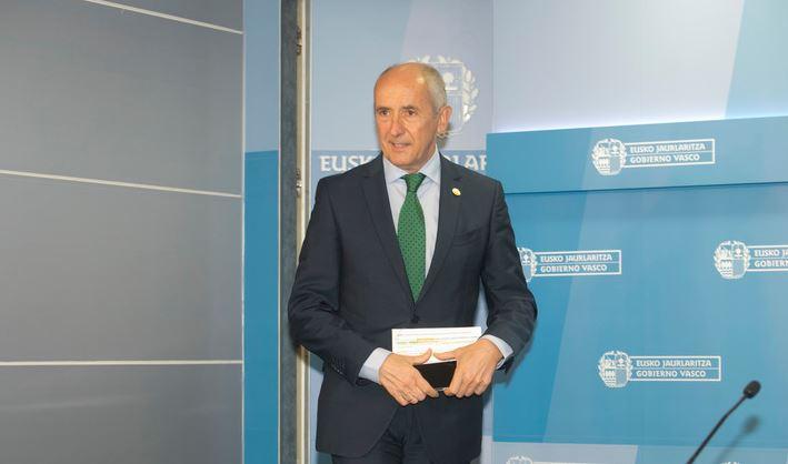Sacan a concurso por primera vez la contratación de energía eléctrica generada de renovables para todo el sector público vasco,