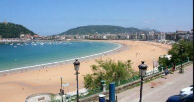 La temporada de playas de Gipuzkoa comenzará 1 de julio, aunque desde el 15 de junio se garantizará servicio socorrismo,