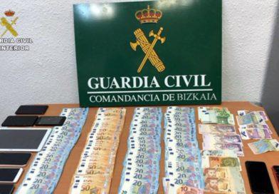Desarticulan en Euskadi una organización dedicada a la inmigración irregular hacia Reino Unido.