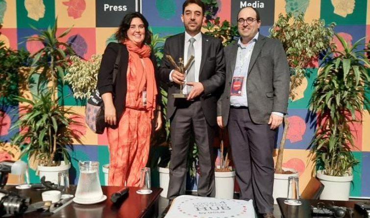 La ciudad libanesa de Arsal, premiada con el Peace Prize por su esfuerzo comunitario en favor de la paz,