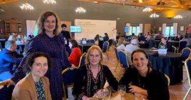 Cristina González invita a touroperadores a incluir Rioja Alavesa en sus programas de enoturismo,